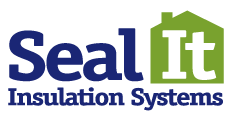 Logo for Seal It Insulations Systems, Maine