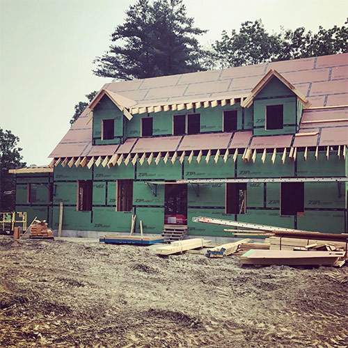 Maine Home Construction Insulation Contractor